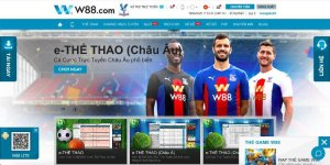 giao diện w88 thể thao